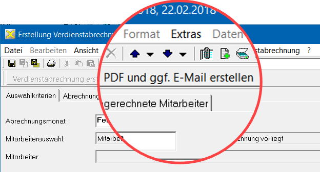XBA PW-Mail – XBA Software AG
